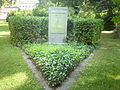 Memorial for the destructed synagogue Arnstadt.JPG
