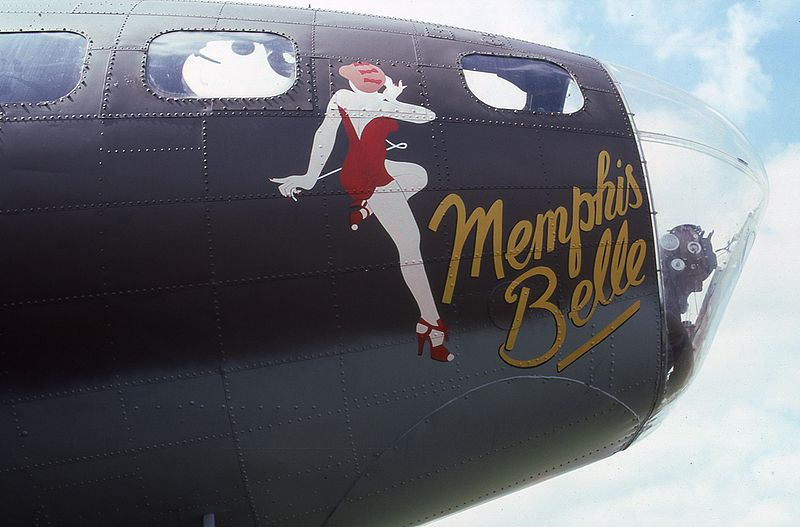 File:Memphis Belle movie logo..jpg