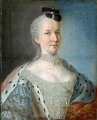 Portret Marii Czapskiej