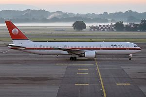 Meridiana, I-AIGG, Boeing 767-304 ER (28383095511)