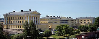Ministry for Foreign Affairs (Finland) - Image: Merikasarmi 2008