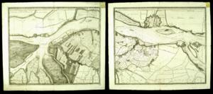 Nicolaas Kruik - Image: Merwede map