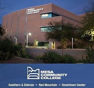 Mesa Community College - MCC