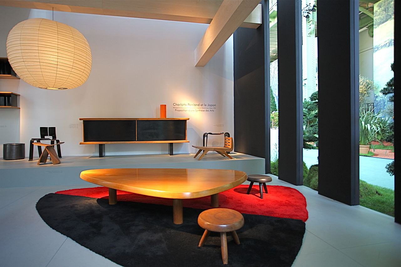 file meubles charlotte perriand jpg wikimedia commons. Black Bedroom Furniture Sets. Home Design Ideas