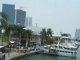 Bayside Marketplace - Image: Miami Bayside Market