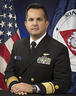 Michael J. Silah rear admiral in the National Oceanic and Atmospheric Administration Commissioned Officer Corps