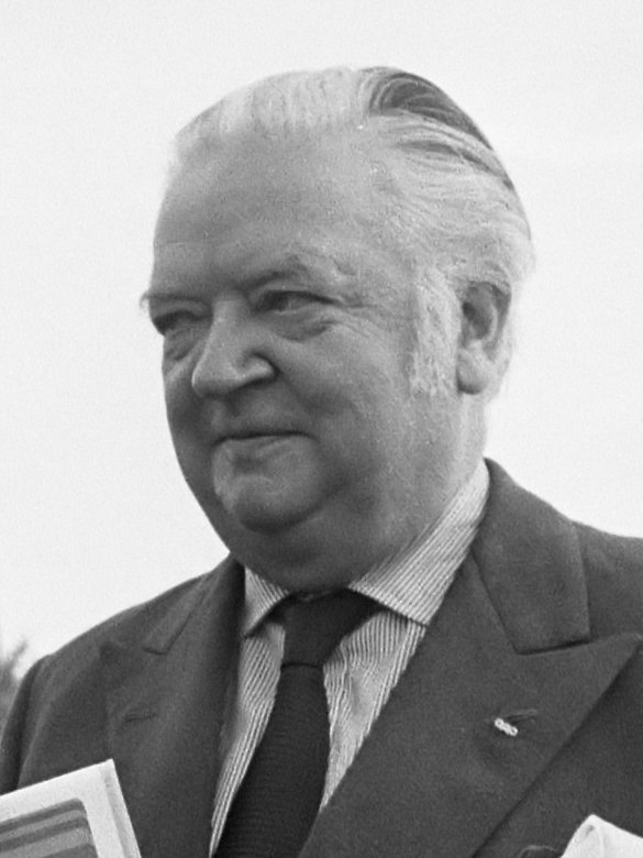 Michael Morris, 3rd Baron Killanin (1976)