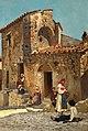 Michele Cammarano - Italian Street Scene.jpg