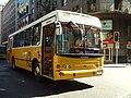 Microbús del sistema de transporte colectivo de Santiago de Chile.jpg