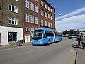 Midttrafik bus line 912X on Ny Banegårdsgade.jpg