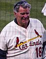 Mike Shannon in 2017 - 1967 St.Louis Cardinals Reunion team (cropped).jpg