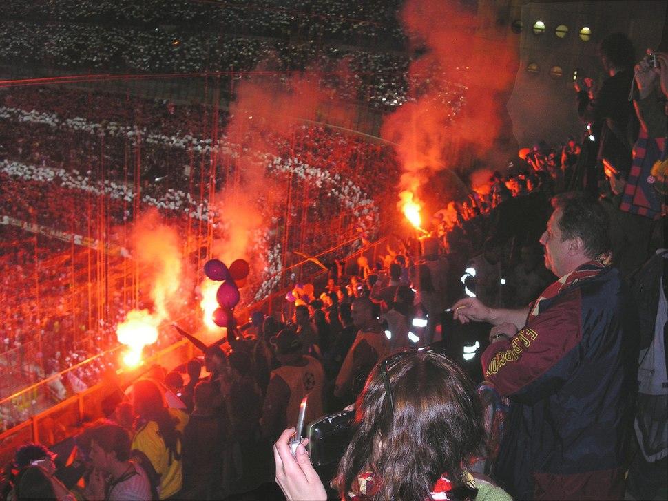 Milan - Barca 2006