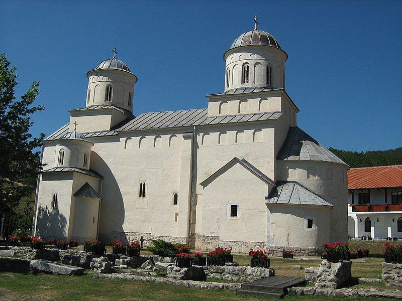 File:Mileševa monastery 6.jpg