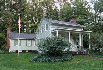 Fillmore House - Millard Fillmore House, September 2012
