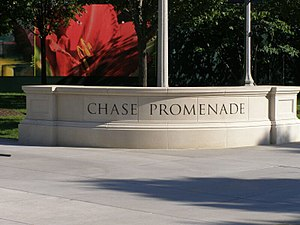 Chase Promenade - Entrance to Chase Promenade