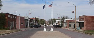 Milligan, Nebraska - Downtown Milligan