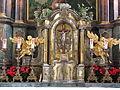Mindelau - St. Jakobus der Ältere - Hochaltar (5).JPG