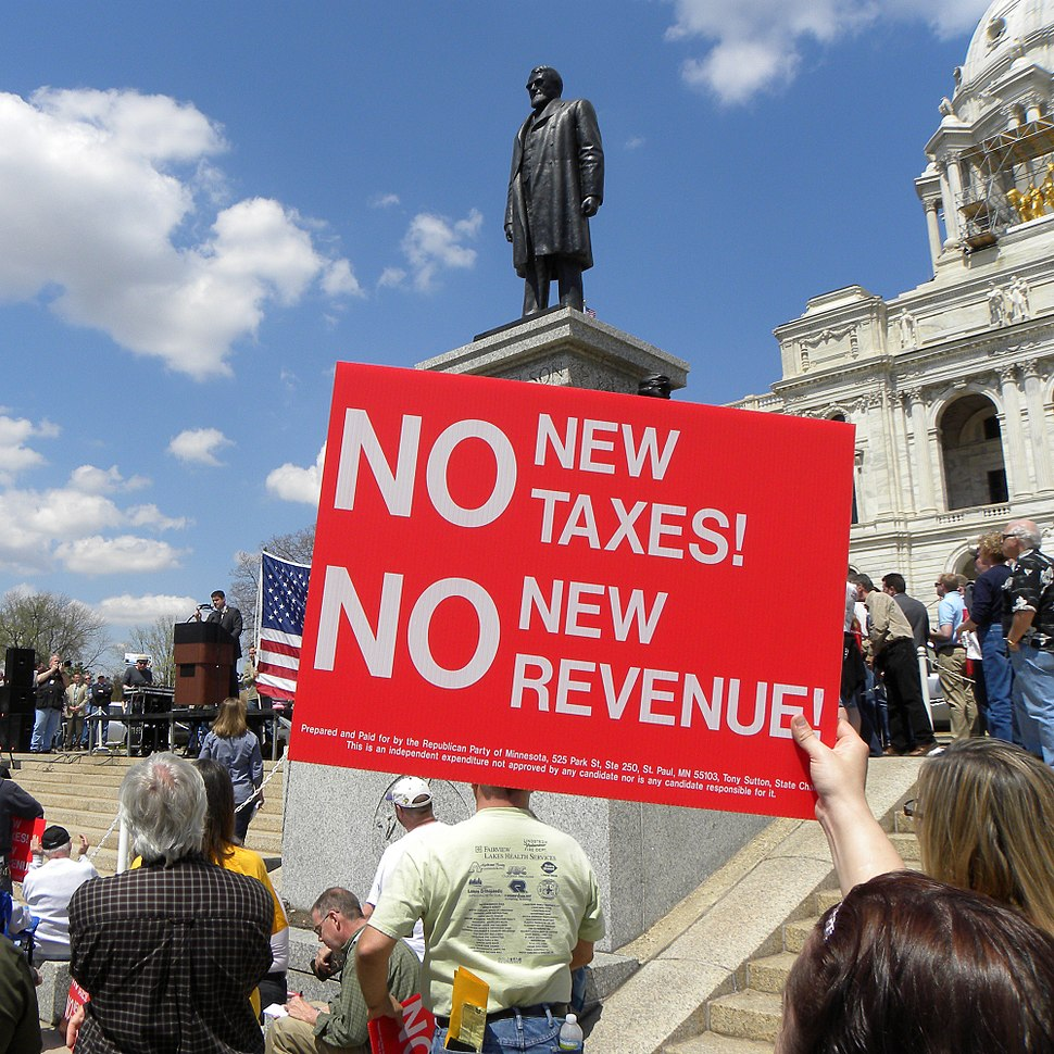Minnesota Tax Cut Rally 2011 (5697256303)