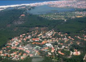 Mira, Portugal - A view of the municipal seat of Mira