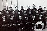 Mona's Queen Officers and Deck Crew, 1939..JPG