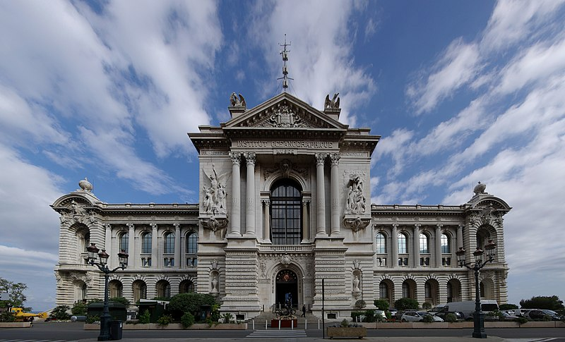 Океанографический музей Монако закрылся до 1 декабря