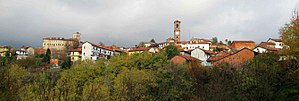 Moncucco Torinese - Image: Moncucco panorama