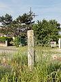 Montagny-Sainte-Félicité (60), croix Ganneval, RD 100, au nord du village.JPG