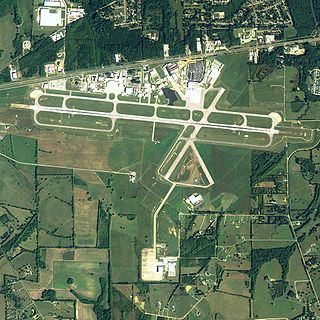 Montgomery Regional Airport airport in Alabama, United States of America
