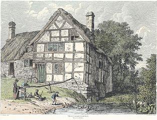 Montgomeryshire, Welch Pool