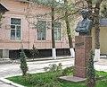 Monument to Ivan Kolomiytsev in Salsk Rostov on Don region Russia.jpg