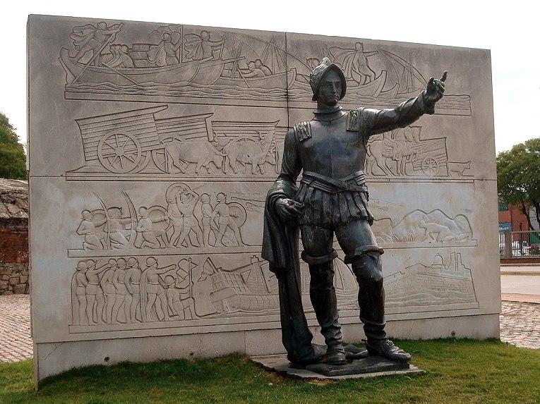 Monumento a Hernandarias