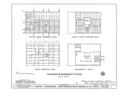Moody Parsonage, Rockingham, Rockingham County, NH HABS NH,8-ROCK,1- (sheet 4 of 19).png