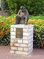 Mordecai Schornstein sculpture Gan HaIr Tel Aviv Israel.JPG