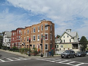Moreland Street Historic District - Moreland Street and Blue Hill Avenue