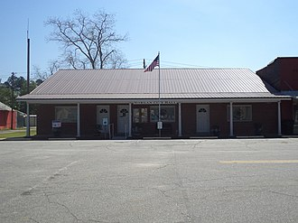 Morgan, Georgia - Morgan City Hall