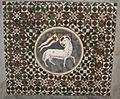 Mosaico con stemma arte della lana (e opera del duomo di firenze).JPG