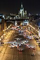 Moscow, night view of Novaya Square from Detsky Mir building.jpg