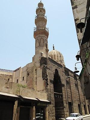 Mosque and Khanqah of Shaykhu - Mosque of Shaykhu