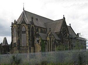 Mount St Mary's Catholic High School, Leeds - Mount St Mary's Church