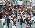 Mozos corriendo en encierro de San Sebastián de los Reyes.jpg