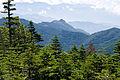 Mt.Kentoku from Mt.Kokushigatake 01.jpg