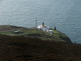 Mull of Kintyre - Mull of Kintyre Lighthouse