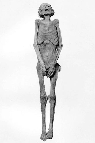 "Pentawer - Mummy of the ""Unknown Man E"", likely identified as Pentawer"