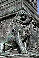 Munich - Lion on the monument of King Maximilan I. Joseph of Bavaria 03.jpg