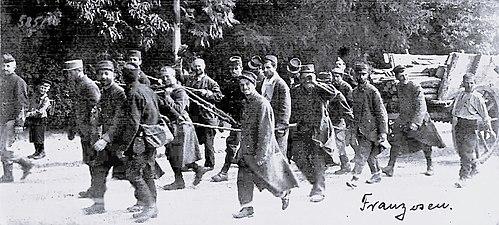 Munsterlager – Erster Weltkrieg – Gefangene – Franzosen – 2.jpg