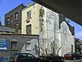 Mural - Graffiti, Chalk Farm Road, London NW1 - geograph.org.uk - 971410.jpg