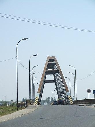 Murfatlar - Image: Murtfatlar Bridge
