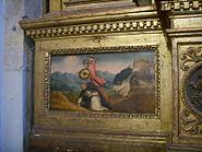 Museo del Bigallo, martirio di San Pietro Martire, ridolfo del ghirlandaio (1515)