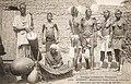 Musiciens et danseurs des environs de Djenné (AOF).jpg
