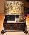 Myanmar o tailandia, produzione luso-orientale, cassetta da scrittura, 1590 ca.jpg